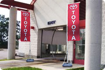 Banner Stands, Jumbo Gamma Banner Stands
