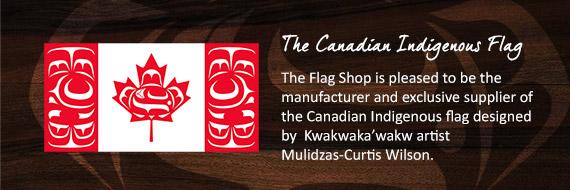 Canadian Native Flag