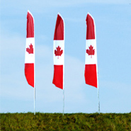 Canada Feather Flags