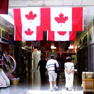Canada Flags, Indoor Canada Flags
