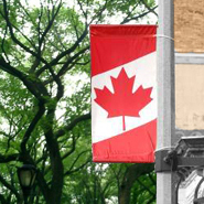 Canada Street Banners