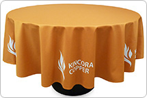 Tablecloths, Table Runners
