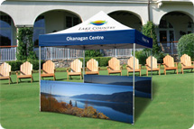 Tents, Canopies, Custom Tents