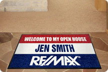 Custom Logo Mats, Carpets
