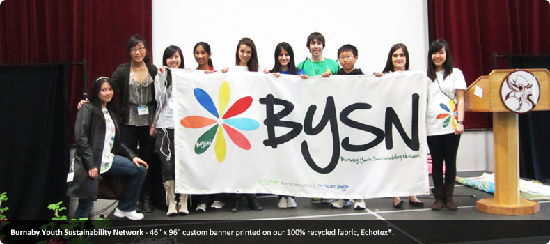 Burnaby Youth Sustainability Network